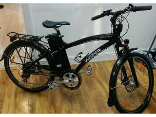 Wisper 905se city electric bike like new