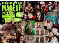 Halloween Makeup, SFX and Character Transformations!