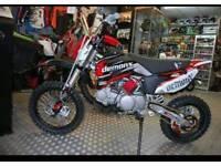 Pitbike DXR2 DEMON X STOMP