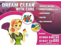 Dream Clean with Care