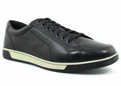 Cole Haan Men's Berkley Sneaker Black Leather fashion-sneake