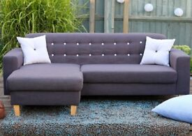 New Ex-Display very attractive L shape sofa
