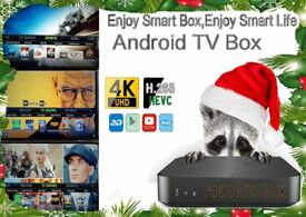 Android 4K Smart Tv Box