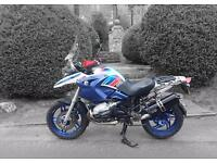 R1200GS A (ABS) 12 months MOT might PX Harley Davidson or Buell cash either way.