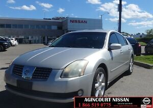 2006 Nissan Maxima SE w/4-Seat |AS-IS SUPERSAVER|