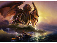 Mature Roleplayers wanted for Cthulhu evenings in Corsham
