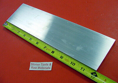 38 X 3 Aluminum 6061 Flat Bar 12 Long T6511 .375 Solid Plate Mill Stock