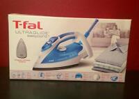 Ironing boards and iron