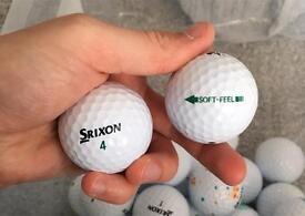 Srixon Soft Feel Grade A x25 golf balls