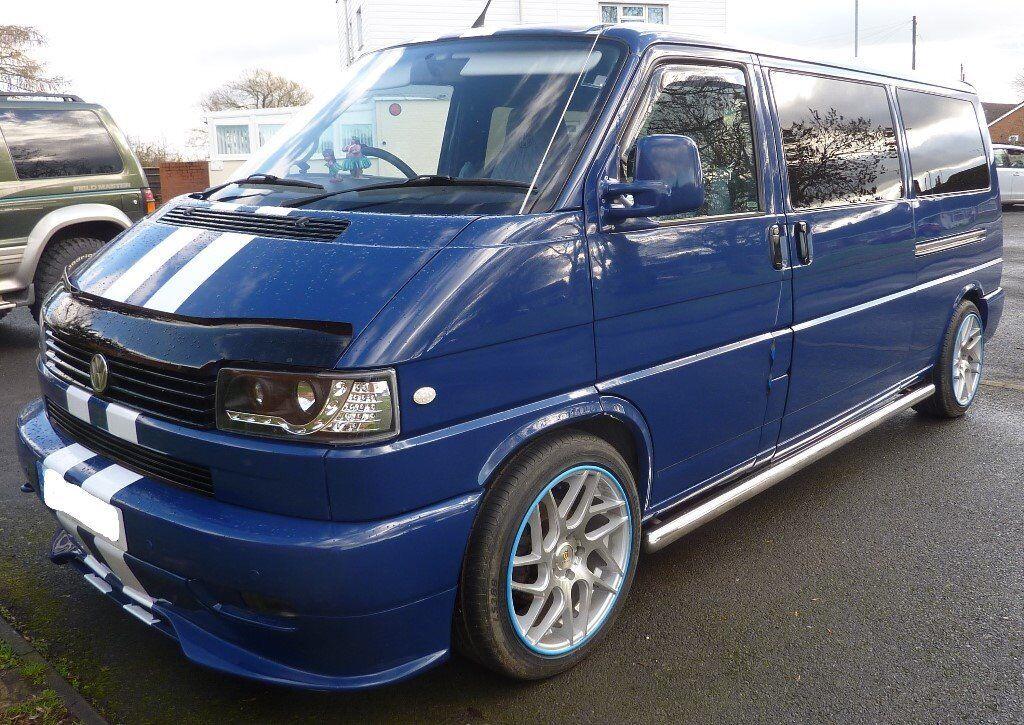 310bffe4d4 VW T4 Transporter 2.5TDi LWB 2001