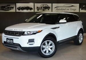 2015 Land Rover Range Rover Evoque Pure- NAVIGATION/PANORAMIC SU