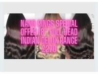 """£40off! NANO/MICRO RINGS 16""""- 30""""Hair Extensions Specialists. Mobile service.Indian/European/Russian"""
