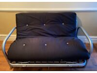 Free to collect double futon ideal for bedsit loft or guest room