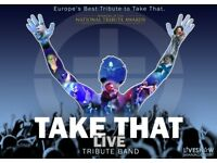 MALE SINGER REQUIRED for Mark Owen in Established 'Take That' Tribute Band. (Permanent Role).