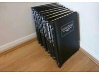 8 full set of Bike binders + extra services & Maintenance Manual
