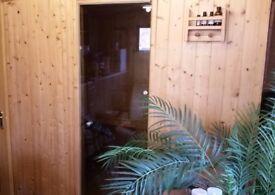 4 person Swedish Sauna