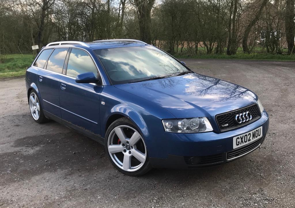 2002 audi a4 b6 avant sport quattro 1 8t in wallingford oxfordshire gumtree. Black Bedroom Furniture Sets. Home Design Ideas