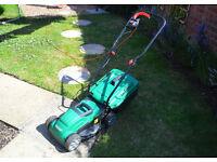 Qualcast Corded Rotary Lawnmower - 1200W