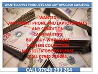 any i3/i5/i7 laptop good or bad or broken laptop\apple product wanted cash on collection ££££