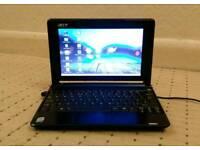Acer Aspire Netbook Laptop
