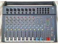 Soundcraft Spirit Folio 12x2 Mixer Excellent Condition