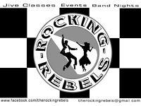Learn 1950s Rock n Roll Jive Dance every Wednesday High Wycombe/Marlow Buckinghamshire