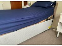 Good as New MIBed Electric Single Bed