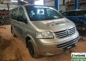 07 Vw Transporter Caravelle minibus ***PARTS AVAILABLE ONLY