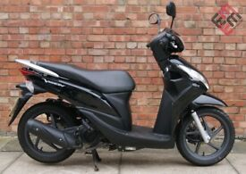 Honda Vision 110cc (65 REG), Excellent condition with low milege.