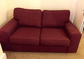 2 x 2 seater sofas SOLD