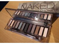 RRP:£39.50 Brand New Urban Decay Naked Smoky Palette Collection welcome can post