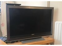 Sony 40'' TV KDL-40W3000 with Free HDMI
