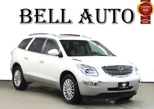 2012 Buick Enclave CXL 1 AWD LEATHER SUNROOF BACK UP CAMERA