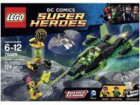 LEGO DC Comics Green Lantern vs. Sinestro (76025)