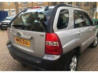 2005 KIA SPORTAGE DIESEL AUTOMATIC 2.0 ONLY £1590