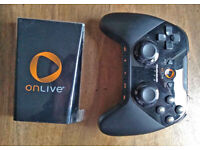 OnLive MicroConsole & Controller