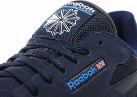 Brand New Men Reebok Classic Leather FM Size 12- £45 ono