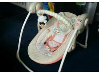 Baby Rocker Bouncer by Bright Starts