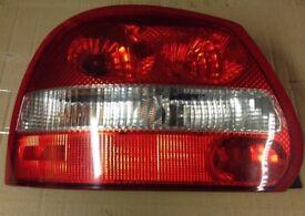 Left REAR TAIL LIGHT / LAMP Jaguar X-Type Estate 2004-2010 Passenger Side