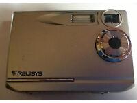 relisys digital camera RDC 3100