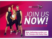 """FITSTEPS """"Strictly Fit"""" 6 week course"""