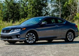 2015 Honda Accord Cpe L4 EXL NAVI - BACKUP CAM|  SUNROOF | NAVI