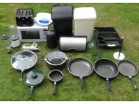 Kitchen Accessories as per Photos