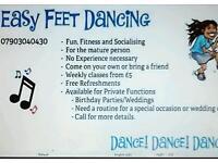 Easy Feet Dance