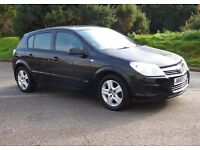 2009 VAUXHALL ASTRA 1.6 CLUB 5DRs with only 37k MLS