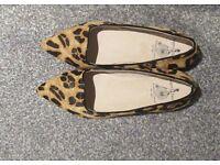 Women's Jasper James Shoreditch Women's Shoes Size 7 UK Brand New