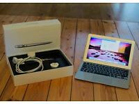 Apple MacBook Air, 1.5GHz Intel i5, 4GB RAM, 128GB SSD