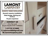 Bespoke Carpentry Brighton