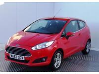 Ford Fiesta ZETEC (red) 2013-09-30