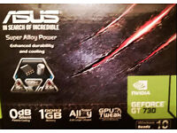 Asus GeForce GT730 Nvidia Graphics Card
